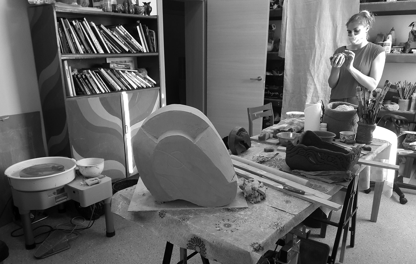 Ašmenėlės gatvės keramikos studija